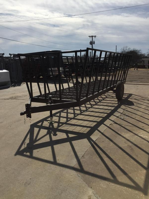 2017 Other HAY FEEDER 5 X 16 Other Trailer