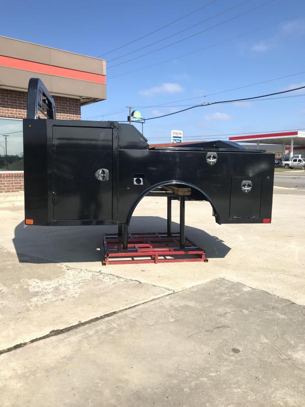 2019 Norstar SD086905802 Truck Bed