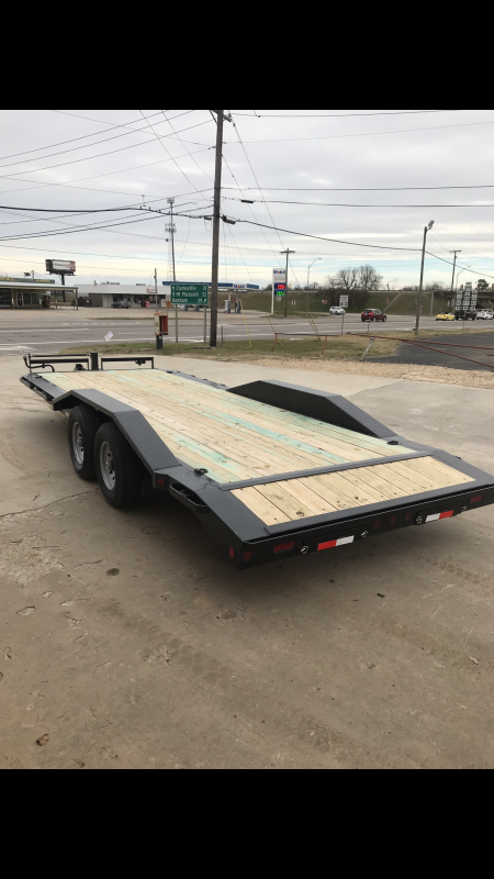 2019 Iron Bull ETB0222072 Equipment Trailer