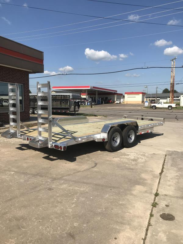 2019 Norstar EAB8320072 Equipment Trailer in Buckner, AR