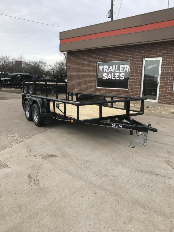 2019 X-On A-UT771423 ATV Trailer