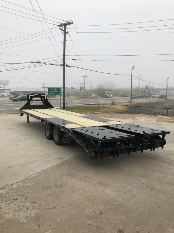 2019 Iron Bull FLG0232102 Equipment Trailer