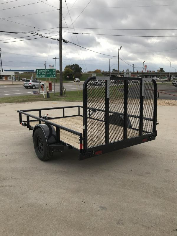 2019 X-On SA771013 ATV Trailer