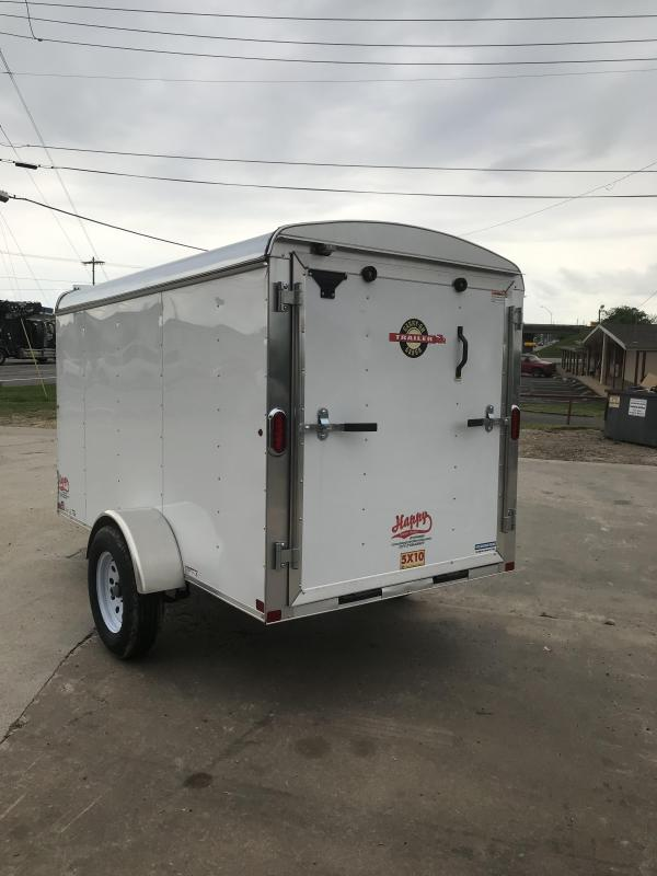 2018 Carry-On 5X10CGR Enclosed Cargo Trailer