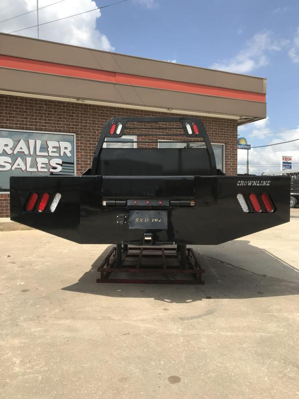2019 Crownline (Hay Beds) SXD Truck Bed