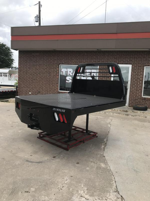 2019 Crownline  RRS Truck Bed