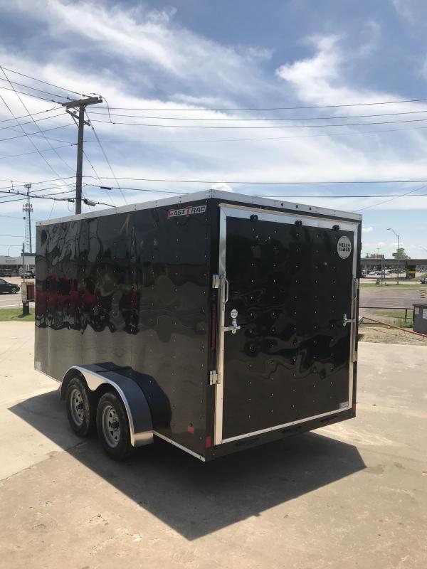 2019 Wells Cargo FAST TRACK Enclosed Cargo Trailer