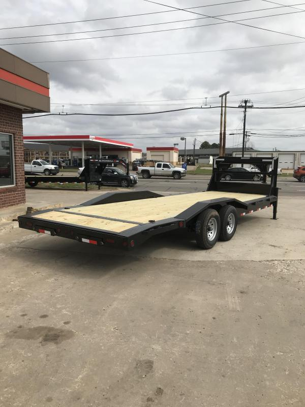 2019 Iron Bull ETG0224072 Equipment Trailer