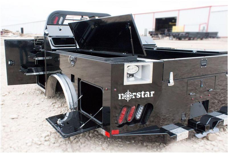 2016 Norstar SD MODEL TRUCK BED Truck Bed / Equipment