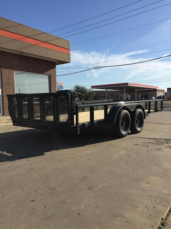 2018 Other A-UT831623 Utility Trailer