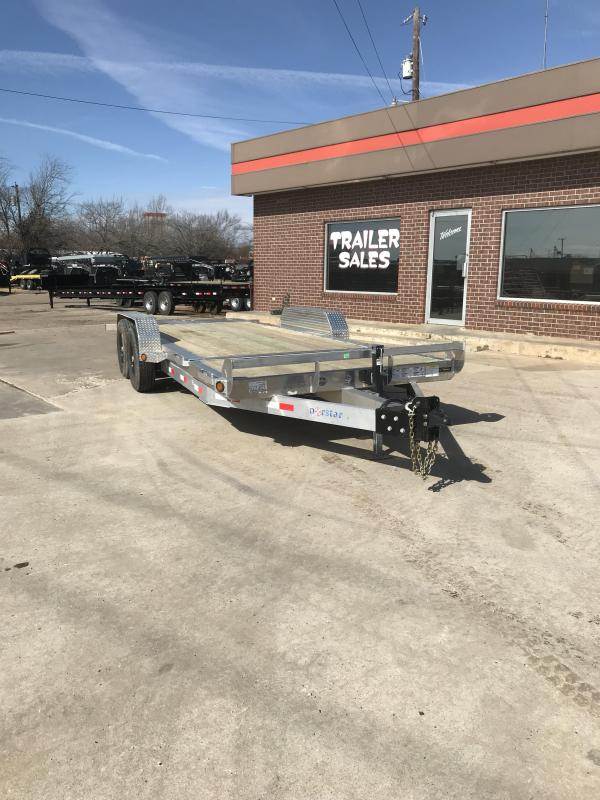 2019 Iron Bull TAB8320072 Equipment Trailer in Dierks, AR