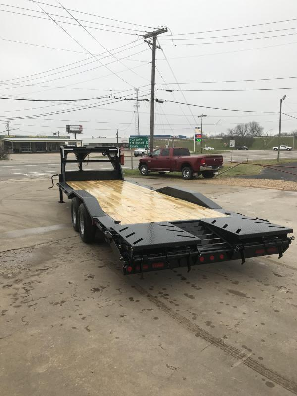 2019 Iron Bull ETG0226072 Equipment Trailer