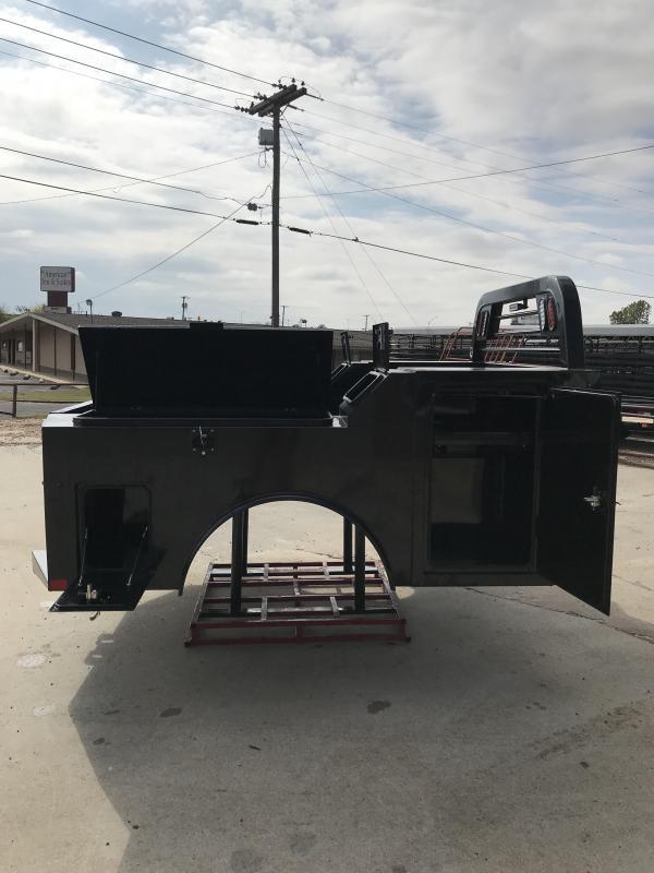 2019 Norstar SD084844202 Truck Bed