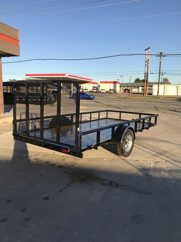 2018 X-On A-SA771413 ATV Trailer