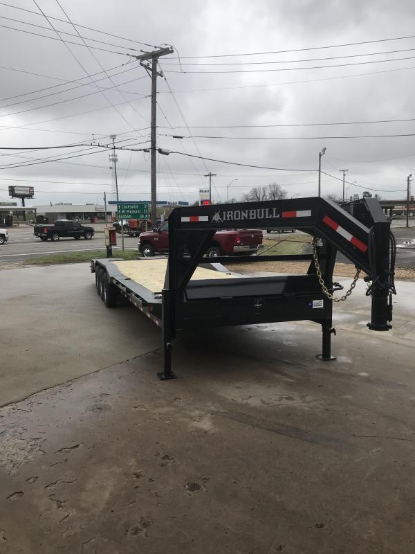 2019 Iron Bull ETG0232073 Equipment Trailer