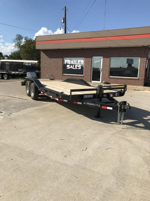 2019 Iron Bull ETB0222072 Equipment Trailer in Texarkana, AR