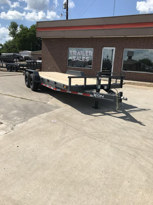 2018 X-On C6-CH832027 Equipment Trailer