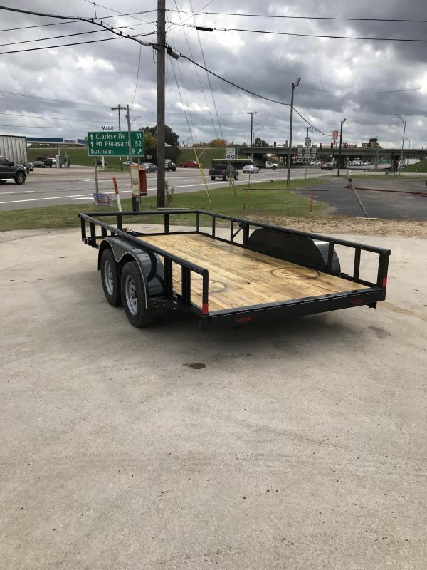 2018 X-On A-UT771423 Utility Trailer