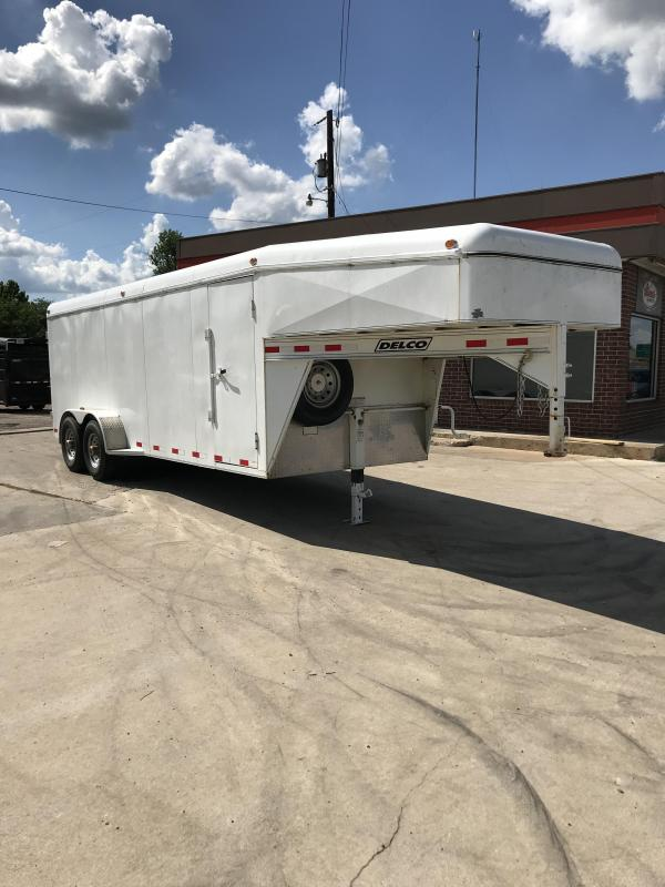 2015 Delco Trailers GE68X2027K Enclosed Cargo Trailer