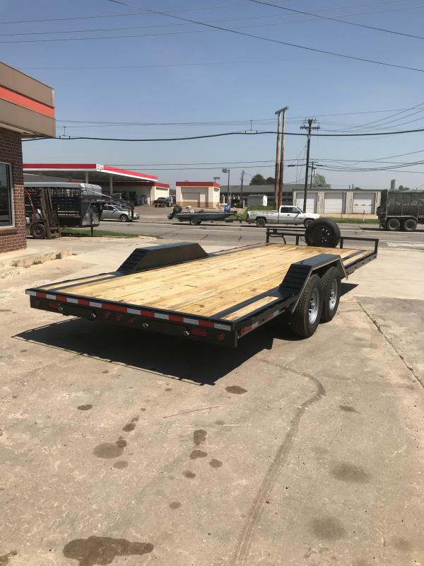 2019 Delco Trailers BC1022227 Equipment Trailer in Dierks, AR