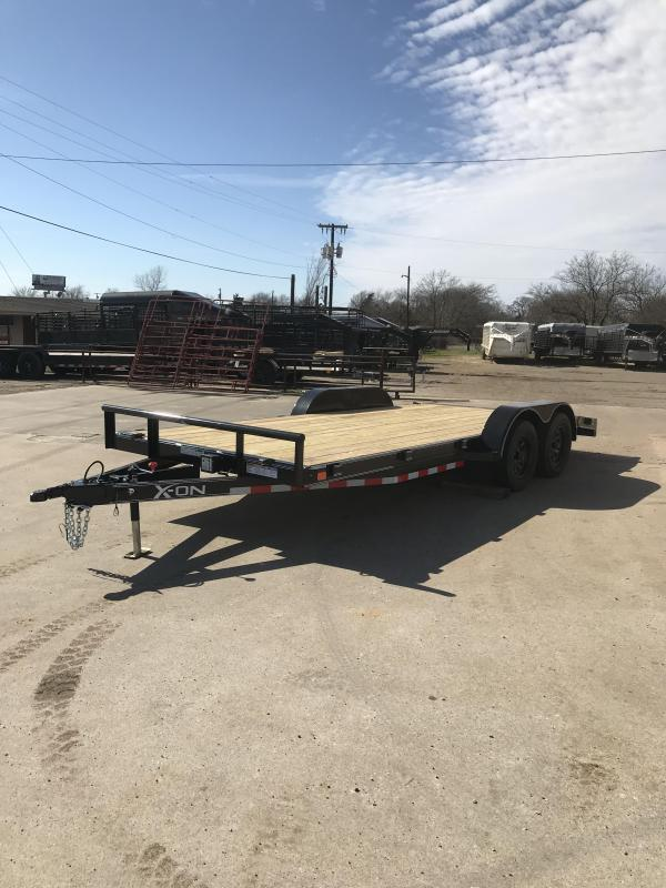 2019 X-On CH831823 Car / Racing Trailer