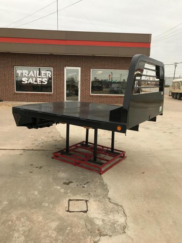2017 Norstar SR094946001 Truck Bed