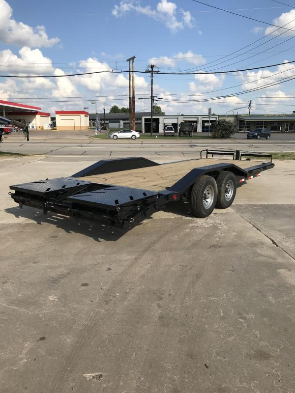 2019 Iron Bull ETB0222072 Equipment Trailer in Dierks, AR