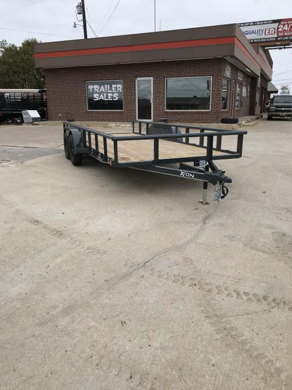 2018 X-On A-UT831823 Utility Trailer