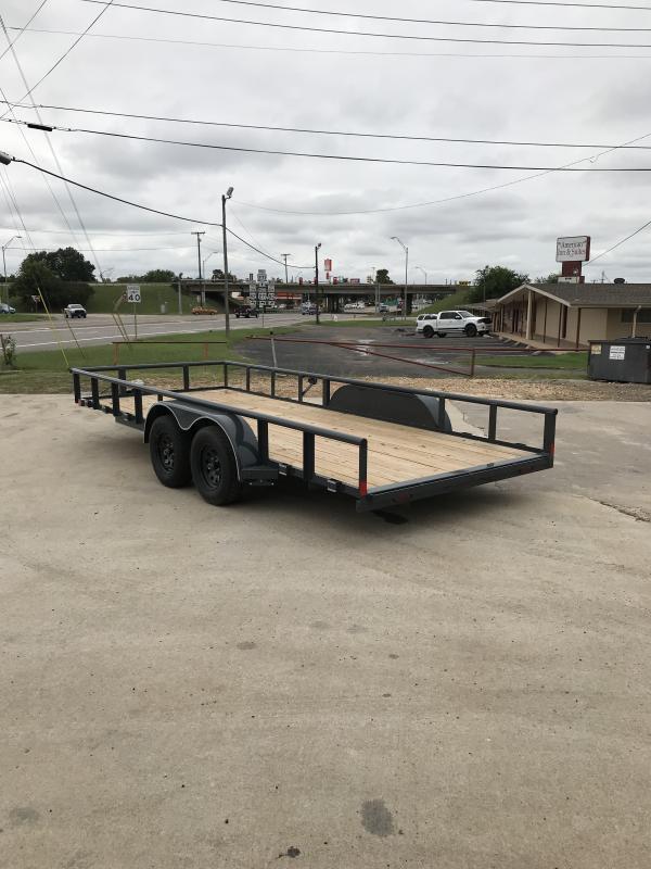 2018 X-On A-UT831823 Utility Trailer
