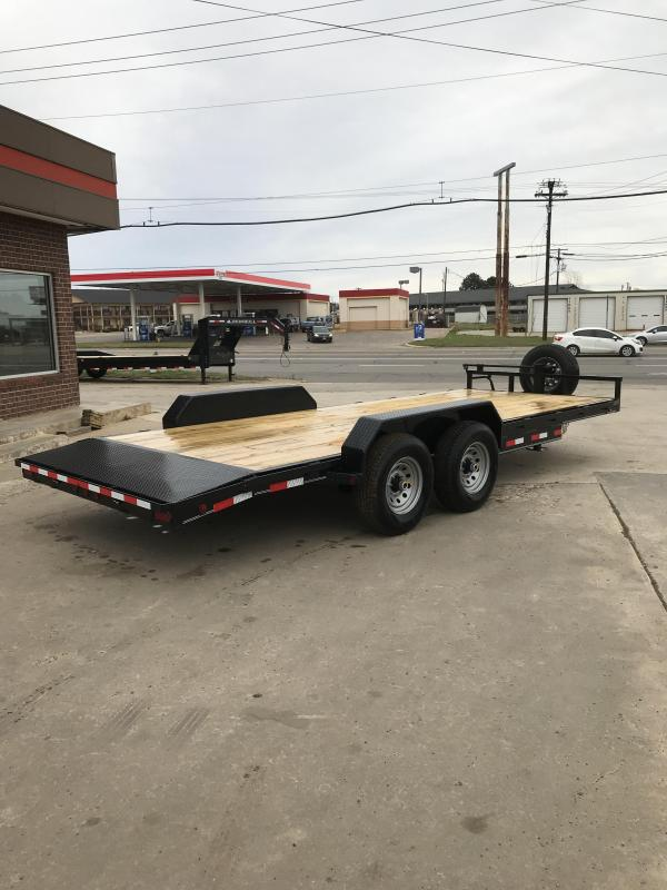 2019 Delco Trailers BC0832027 Equipment Trailer