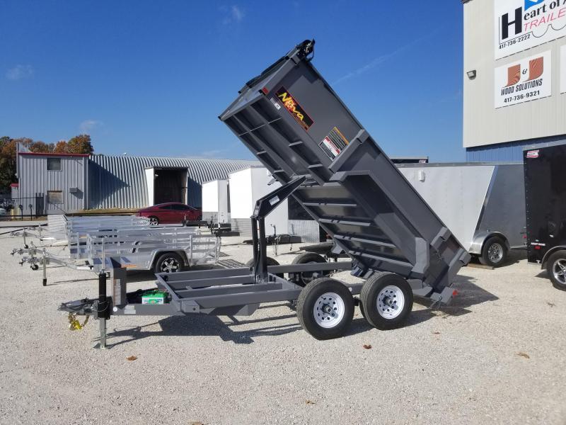 2018 Midsota DT7212-10K Dump Trailer