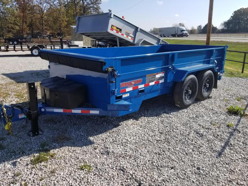 2018 Midsota HV-14 Dump Trailer in Bourbon, MO