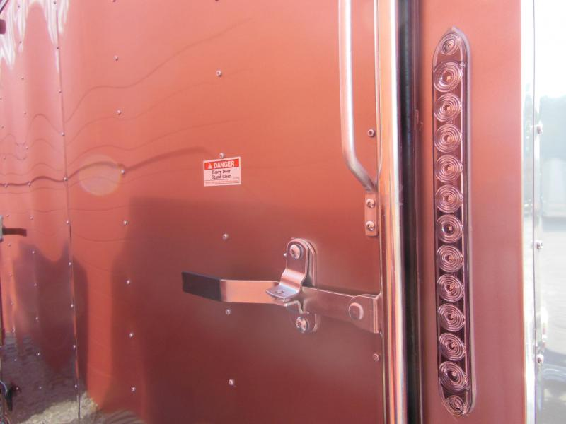 Anvil 8 x 16 Enclosed Cargo Trailer