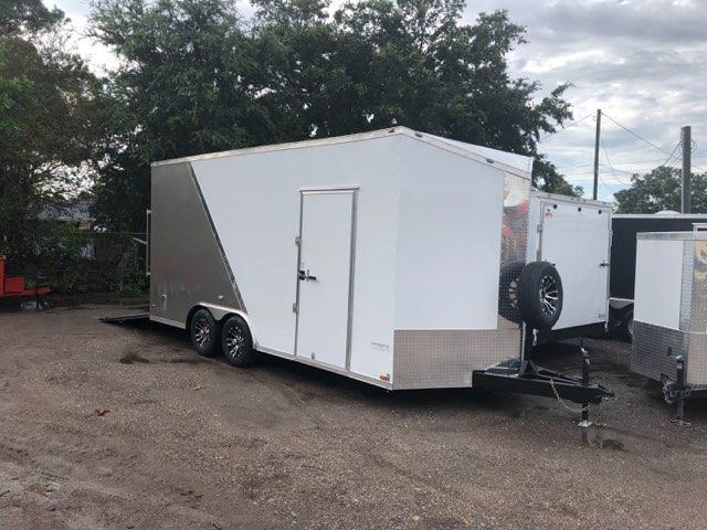 2020 Anvil 8.5 x 18 x 8 Car / Racing Trailer