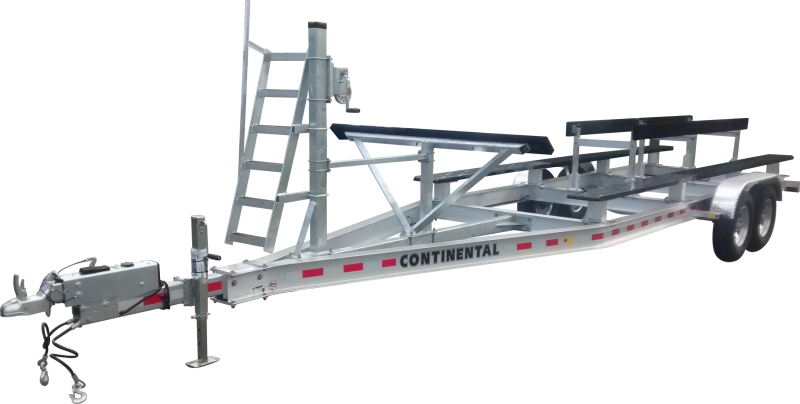 Continental Trailers CAT2382B Catamaran Boat Trailer