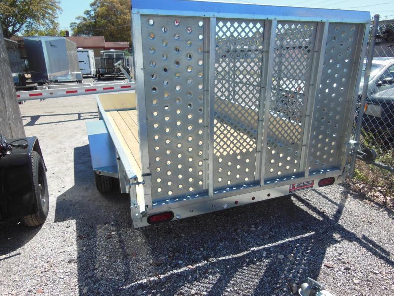 Sure-Trac 5 x 10 Galvanized High Side 3k Idler
