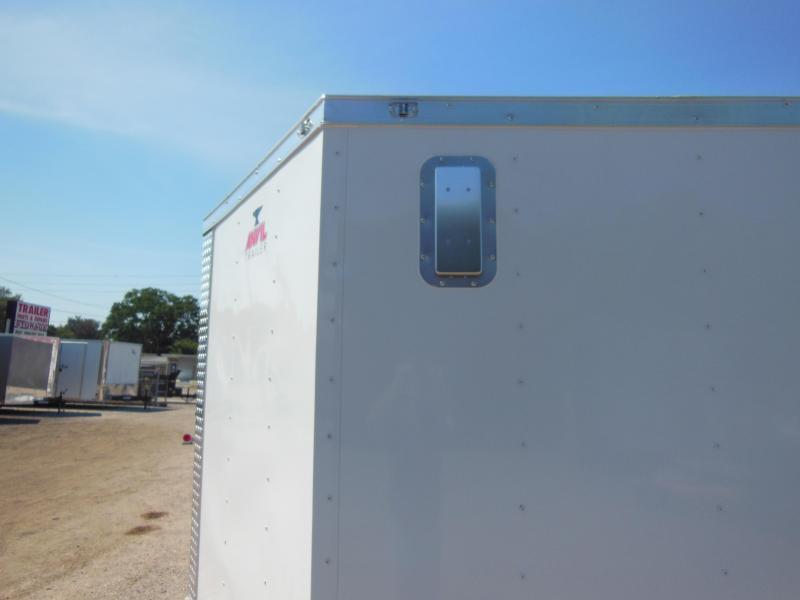 2020 Anvil 7 x 14 LS Enclosed Cargo Trailer
