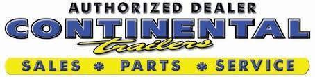 Continental Trailers ACTP2450B Pontoon Boat Trailer