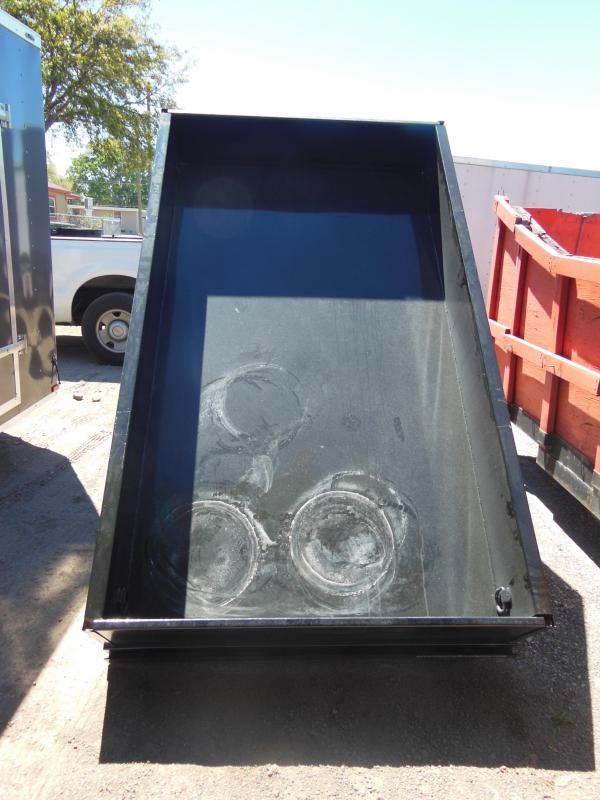 Sure-Trac 4.5 x 8ft Utility Dump Trailer