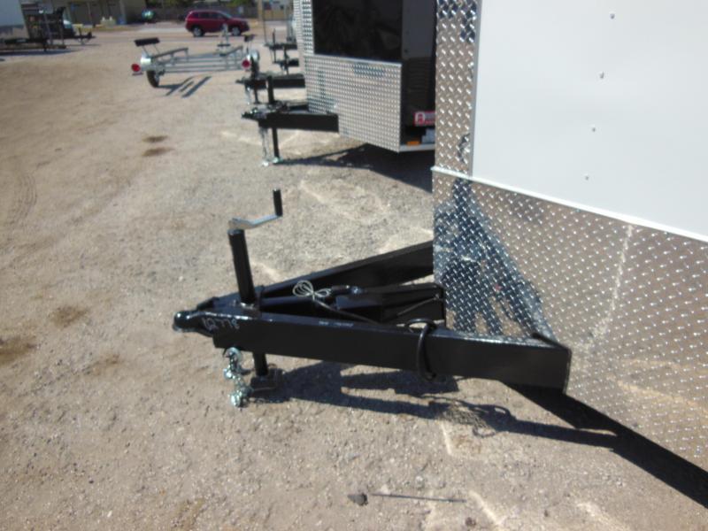 2020 Anvil 7 X 12 TA Enclosed Cargo Trailer