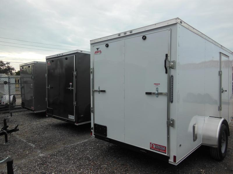 Anvil 6 x 12 ATC Enclosed Cargo Trailer