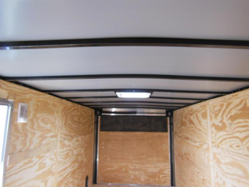 Anvil 7 X 12 SA Enclosed Cargo Trailer