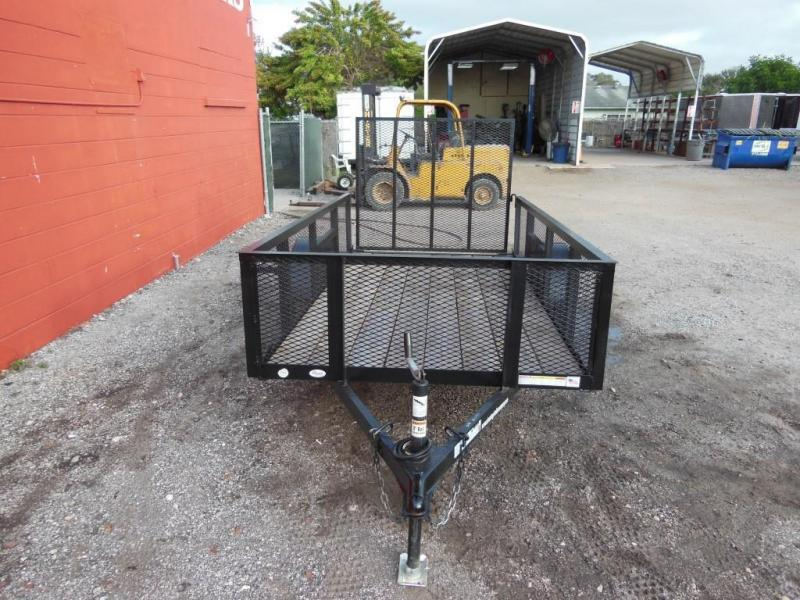 2019 Triple Crown Open Utility Trailers