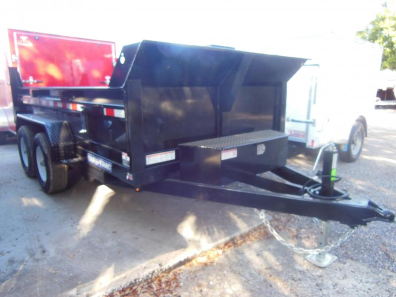 2019 Sure-Trac  6 x 12 LProfile 10K Single Ram Dump