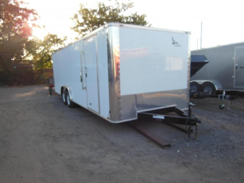 2018 8.5 x 24 Car Hauler Car / Racing Trailer