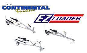 Continental Boat Trailers - All sizes