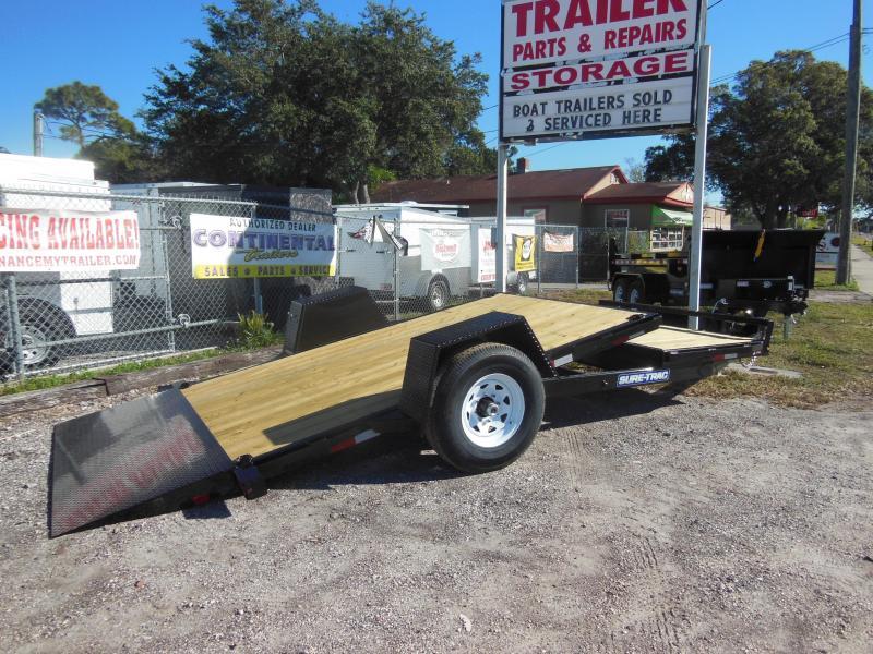 Sure-Trac 78 IN x 12+4 Tilt Bed Equipment 7.8K