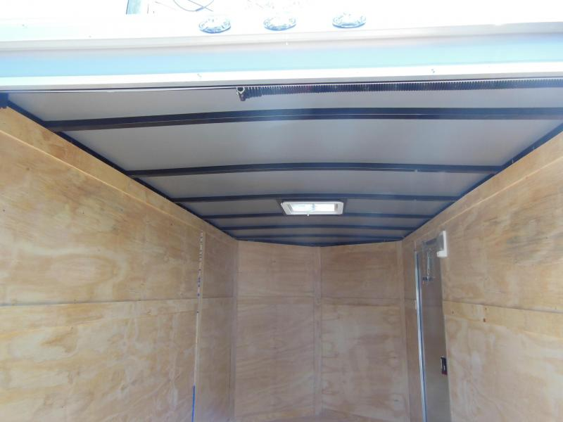 2019 Anvil 6 x 12 ATC Enclosed Cargo Trailer