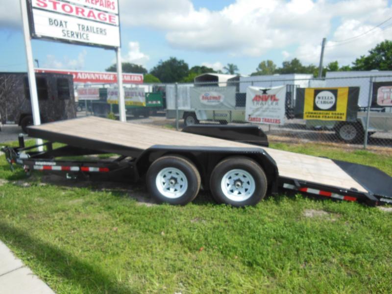 2018 Sure-Trac 7 X 18 Tilt Bed Equipment 10K