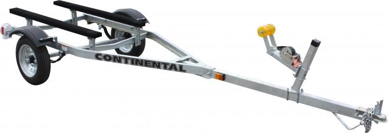 Continental Trailers EC39V KEEL ROLLER Boat Trailer